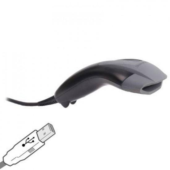 Cititor coduri de bare Honeywell Voyager 1400g, USB, negru