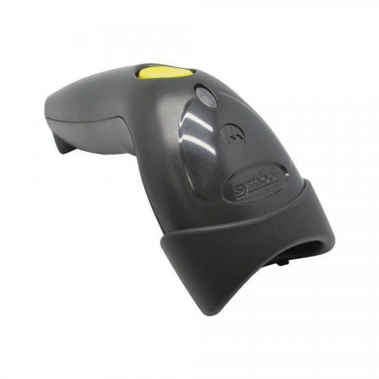 Cititor coduri de bare Motorola Symbol LS1203, USB, stand, negru