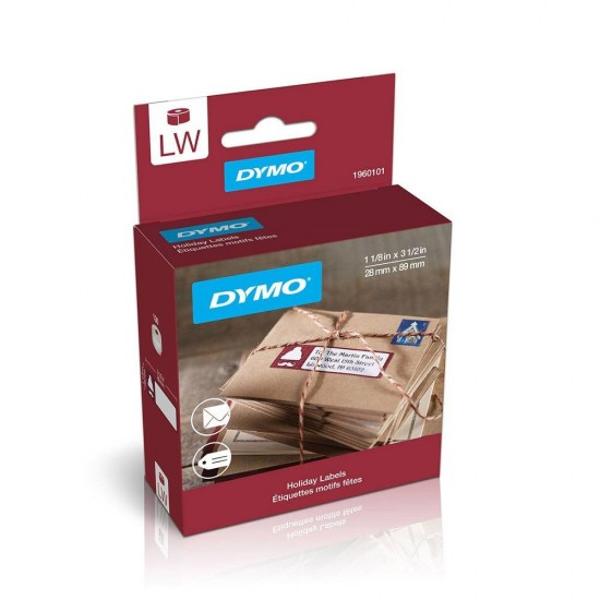 Imprimanta de etichete Dymo LW450 Turbo DY838820, USB, bundle plus 1 banda cadou