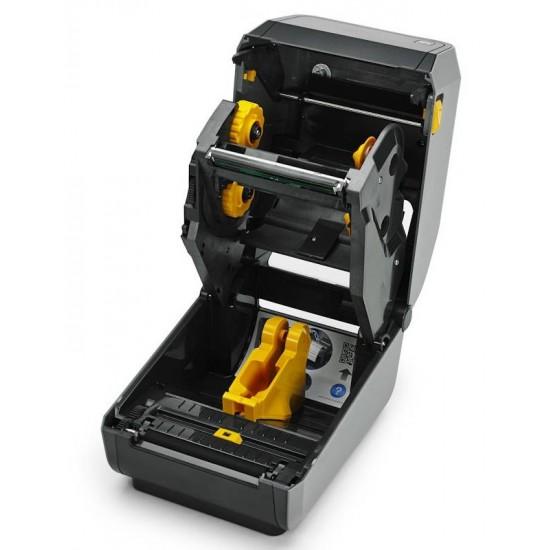 Imprimanta de etichete Zebra ZD620t, 203DPI, peeler, senzor mobil