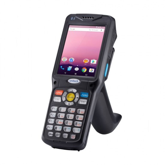 Terminal Mobil Unitech HT510A, 2D, Android, Wi-Fi, 4G, RFID