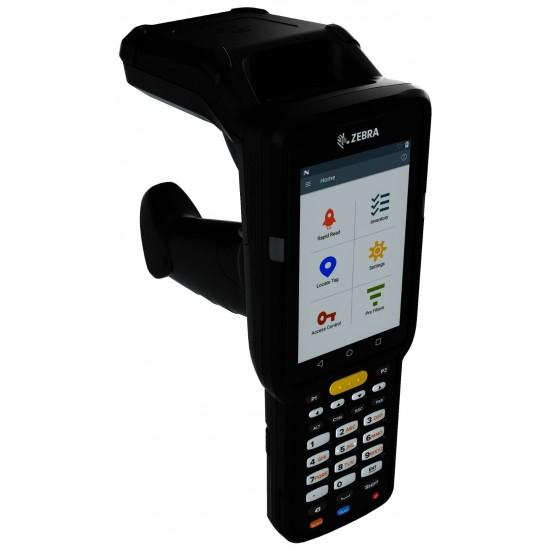 Terminal mobil Zebra MC3330R, 2D, RFID, 38 taste