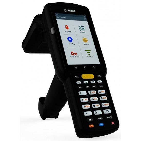 Terminal mobil Zebra MC3330R, 2D, RFID, 47 taste