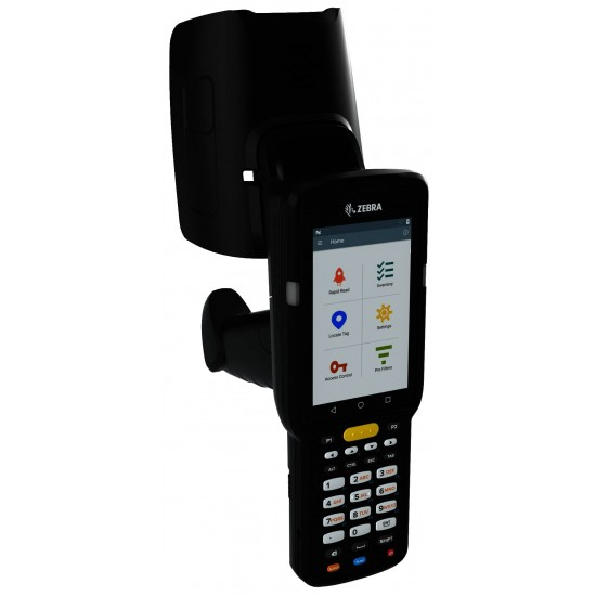 Terminal mobil Zebra MC3390R, 2D, RFID, ext. range, 29 taste