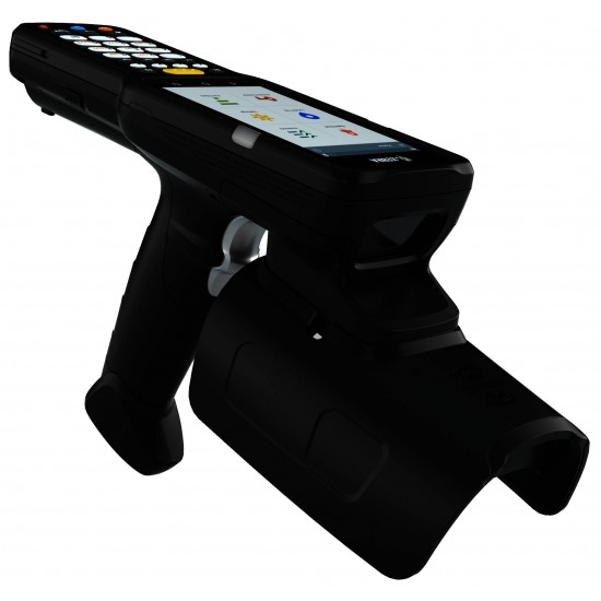 Terminal mobil Zebra MC3390R, 2D, RFID, ext. range, 38 taste
