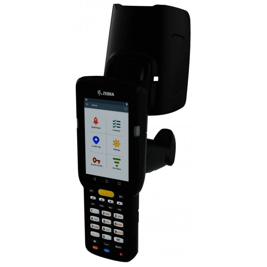 Terminal mobil Zebra MC3390R, 2D, RFID, ext. range, 47 taste