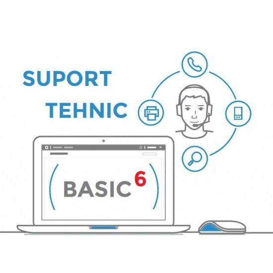 Suport tehnic solutii Rosistem (1-5 useri), 6 luni