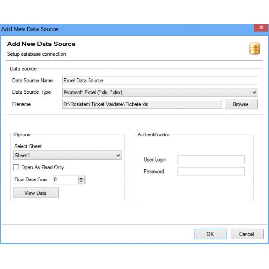 Rosistem Barcode Label Designer - Software pentru tiparirea codurilor de bare