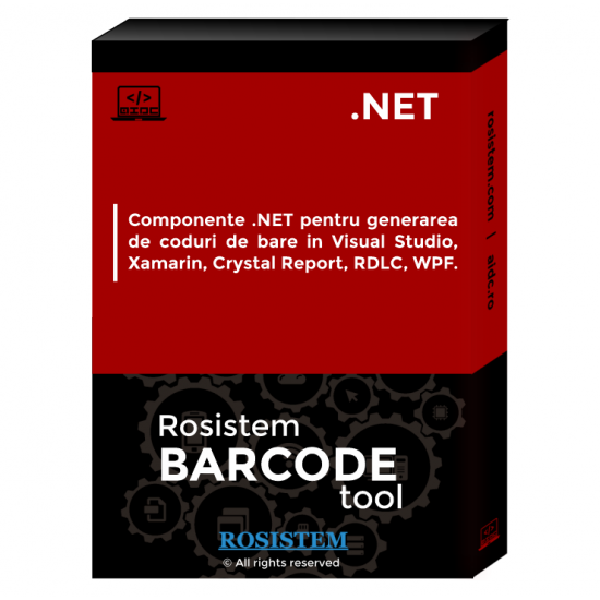 Rosistem Barcode NET