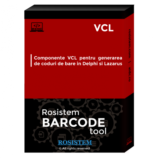 Rosistem Barcode VCL