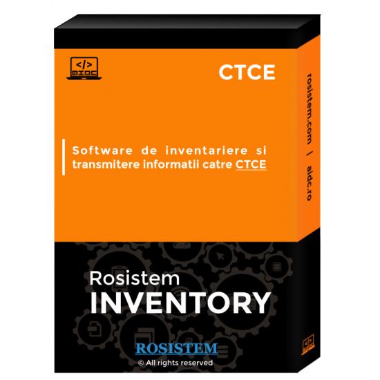 Rosistem Inventory CTCE - Software de inventariere si comunicare a rezultatelor in CTCE