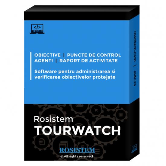 Rosistem TourWatch - Software pentru administrarea si verificarea obiectivelor protejate