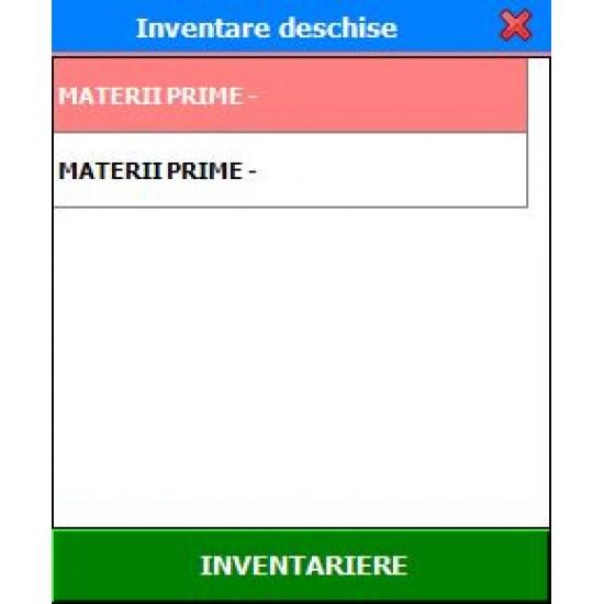 Rosistem Inventory Saga - Software de inventariere si transmitere in Saga