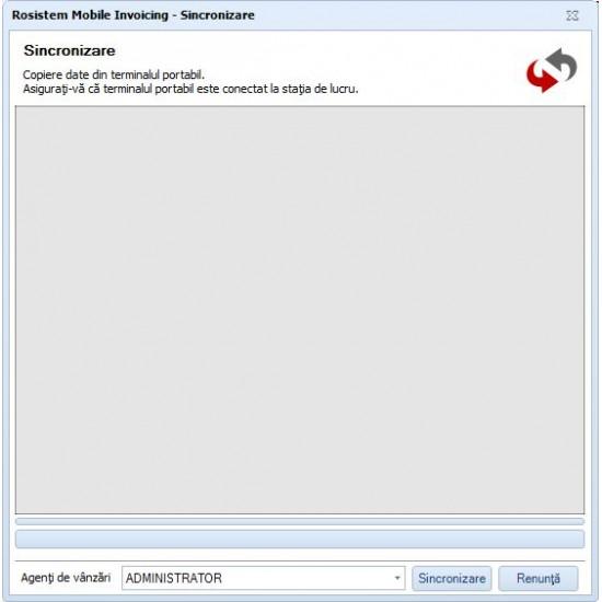 Rosistem Mobile Invoicing - Software pentru facturare mobila pentru calculator