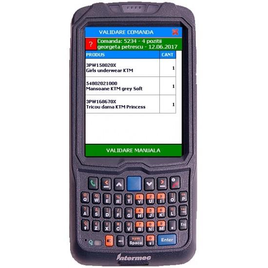 Rosistem Mobile OCS - Software pregatire comenzi pentru OpenCart